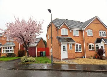 Thumbnail 3 bed semi-detached house for sale in Cornflower Road, Clayhanger