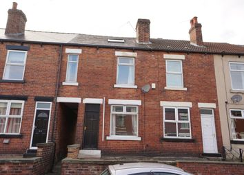 Thumbnail 4 bed terraced house for sale in Pickmere Road, Crookes, Sheffield