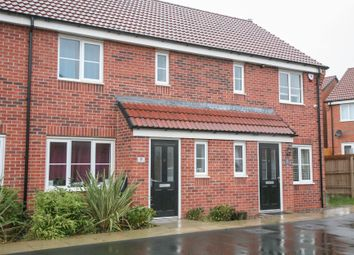 Thumbnail 3 bed end terrace house for sale in Mustang Close, Hucknall, Nottingham
