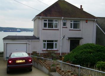 Thumbnail 3 bed detached house for sale in Pointfields Crescent, Hakin, Milford Haven
