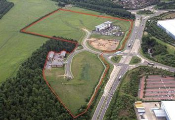 Thumbnail Land to let in Kettering Business Park, Kettering