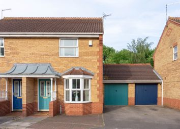 Thumbnail 2 bedroom semi-detached house for sale in Speyside Court, Orton Southgate, Peterborough
