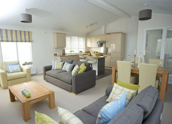 Thumbnail 2 bedroom lodge for sale in Waveney River Centre, Burgh St Peter