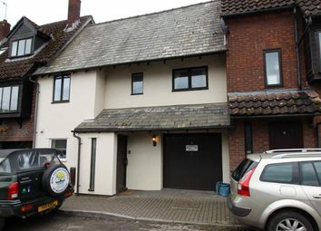 Thumbnail 3 bed terraced house to rent in The Burgage, Monmouth, Monmouthshire