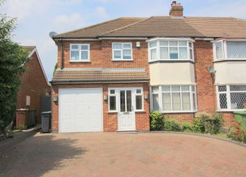 Thumbnail 5 bedroom semi-detached house to rent in High Street, Shirley, Solihull