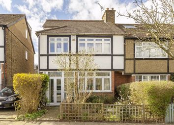 Thumbnail 4 bed semi-detached house for sale in Highview Road, London