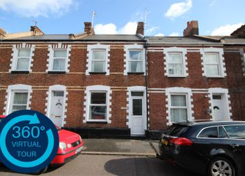 Cecil Road, St Thomas, Exeter EX2. 3 bed terraced house