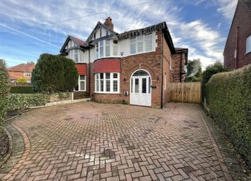 4 bed semi-detached house for sale in Thornham Road, Sale M33