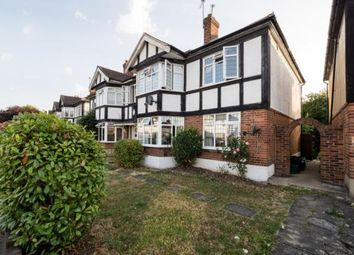 Thumbnail 3 bed flat for sale in Onslow Gardens, London