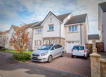 Thumbnail 4 bed detached house for sale in Galbraith Crescent, Kinnaird Village, Larbert