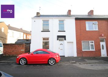Thumbnail 3 bed end terrace house to rent in Catherine Street, Wesham, Preston