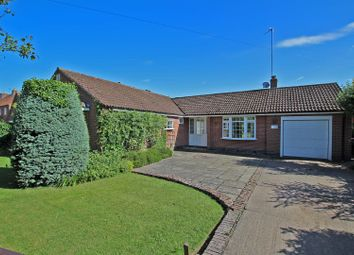 Thumbnail 2 bed detached bungalow for sale in Main Street, Woodborough, Nottingham