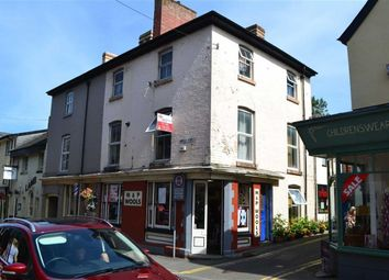 Thumbnail 3 bed flat for sale in 16A, Broad Street, Builth Wells, Powys