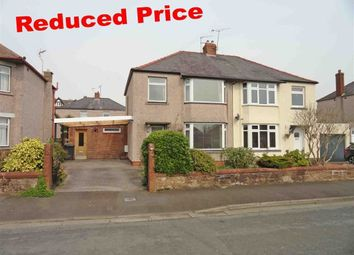 Thumbnail 3 bed semi-detached house for sale in Averill Crescent, Dumfries