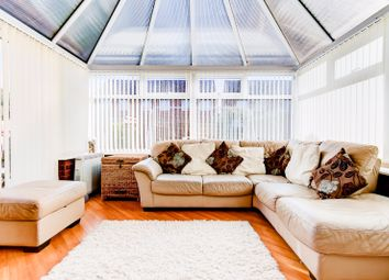 Thumbnail 4 bed detached house for sale in Welburn Walk, Thornton-Cleveleys