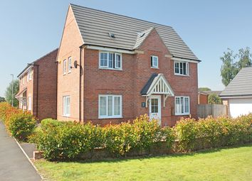 Thumbnail 3 bed detached house to rent in Windlass Drive, South Wigston, Leicester