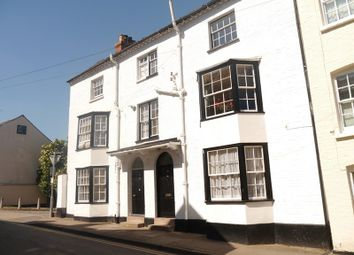 Thumbnail 3 bed town house for sale in New Street, Ross-On-Wye