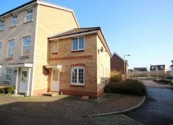 Thumbnail 3 bedroom end terrace house to rent in Chaffinch Road, Bury St. Edmunds