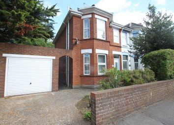 Thumbnail 4 bed semi-detached house to rent in Avon Road, Bournemouth