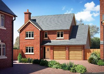 Thumbnail 4 bed detached house for sale in Plot 10 - The Walford, Perry View, Prescott, Baschurch, Shropshire
