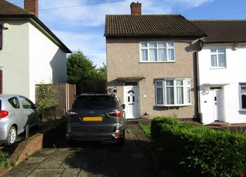 Thumbnail End terrace house for sale in Fawn Road, Chigwell