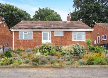 Thumbnail 3 bedroom detached bungalow for sale in Saxon Way, Dersingham, King's Lynn