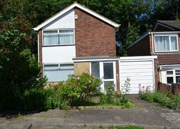 Thumbnail 3 bed detached house for sale in Coniston Avenue, Spinney Hill, Northampton