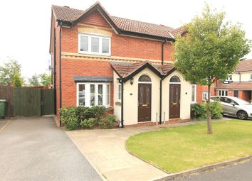 Thumbnail 3 bed semi-detached house for sale in Lowerbrook Close, Horwich, Bolton, Lancashire