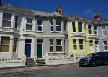 Thumbnail 3 bed terraced house for sale in South View Terrace, Plymouth