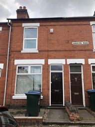 Thumbnail 2 bed terraced house to rent in Hawkins Road, Earlsdon, Coventry
