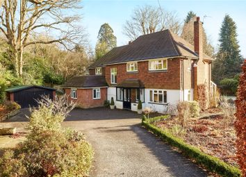 Thumbnail 4 bed detached house for sale in Langton Road, Tunbridge Wells, Kent