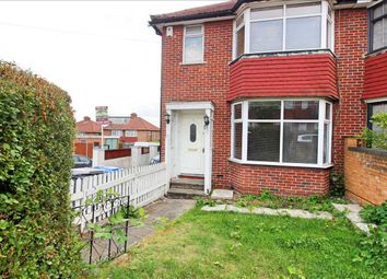 Thumbnail 4 bed semi-detached house to rent in Lodore Gardens, Kingsbury