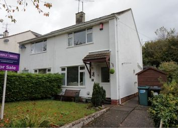 Thumbnail 3 bed semi-detached house for sale in Sackery, Combeinteignhead