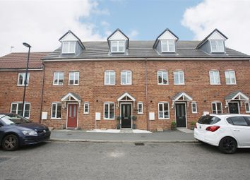 Thumbnail 3 bed town house for sale in Cloverfield, West Allotment, Newcastle Upon Tyne