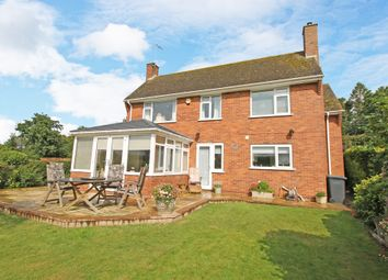 Thumbnail 3 bed detached house for sale in Newcourt Road, Topsham, Exeter