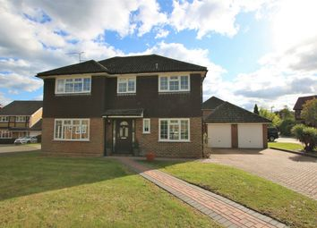 24 Suffolk Close, Wokingham, Berkshire RG41. 4 bed detached house