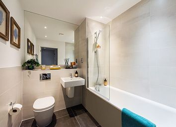 Thumbnail 1 bed flat for sale in 18-20 Waterfall Cottages, Colliers Wood
