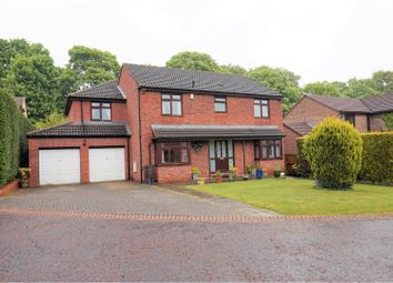 Thumbnail 4 bed detached house for sale in The Grange, Newton Aycliffe