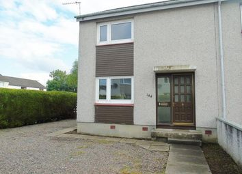 Thumbnail 2 bed end terrace house to rent in Evan Barron Road, Inverness