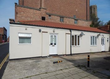 Thumbnail 1 bed semi-detached bungalow for sale in 10-12 Tower Place, Kings Lynn, Norfolk