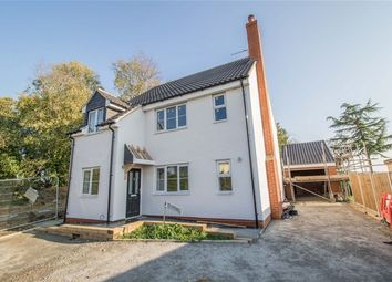 Thumbnail 5 bed detached house for sale in Toldish Hall Road, Great Maplestead, Halstead