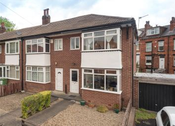 Thumbnail 3 bedroom end terrace house for sale in Newport Road, Leeds, West Yorkshire