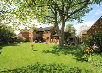 Thumbnail 5 bed detached house for sale in Vicarage Gardens, Marsworth, Tring