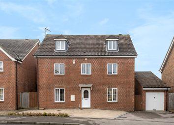 Thumbnail 5 bed detached house for sale in Dexter Way, Winnersh, Wokingham, Berkshire