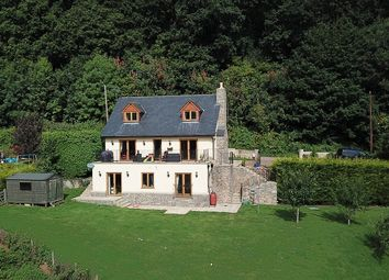Thumbnail 4 bed detached house for sale in The Slad, Popes Hill, Newnham, Gloucestershire.