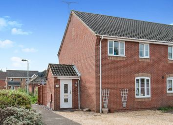 Thumbnail 3 bed semi-detached house for sale in Bluebell Walk, Brandon