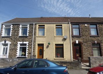 Thumbnail 3 bed terraced house for sale in Courtney Street, Manselton, Swansea