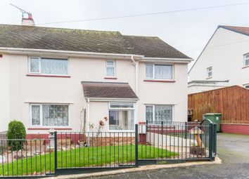 Thumbnail 4 bedroom semi-detached house for sale in St Annes, Kenton, Exeter