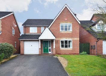 Thumbnail 4 bed detached house for sale in Suffolk Road, Lightwood