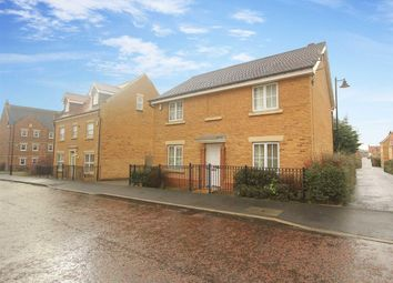 Thumbnail 4 bed detached house for sale in Sharperton Drive, Gosforth, Newcastle Upon Tyne